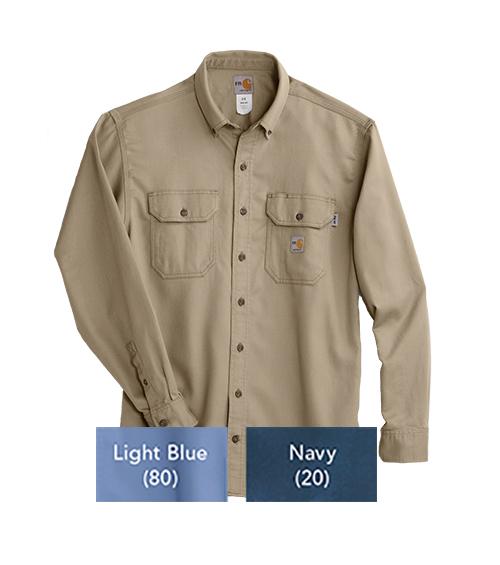 294 carhartt fr shirt