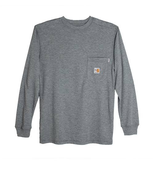 297 Carhartt long sleeve t-shirt