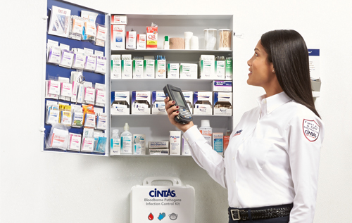 Workplace First Aid And Safety Services Cintas