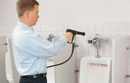 Restroom cleaning service sanis cleaning sanitation for Bathroom cleaning companies