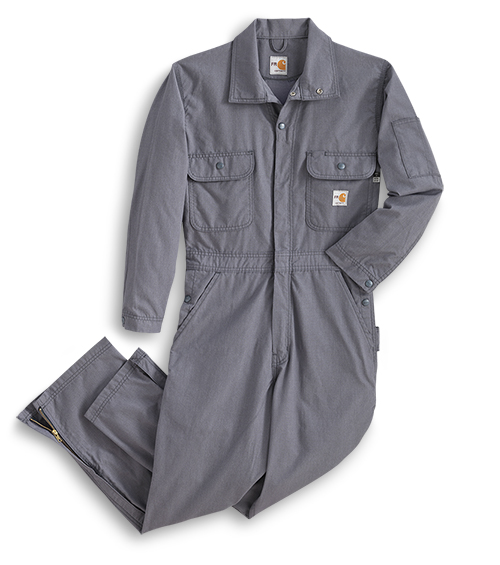 387 CARHARTT FEATHERWEIGHT FR COVERALL