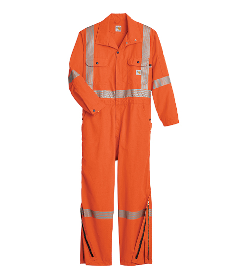 64939 Carhartt FeatherWeight FR Hi-Vis Coverall