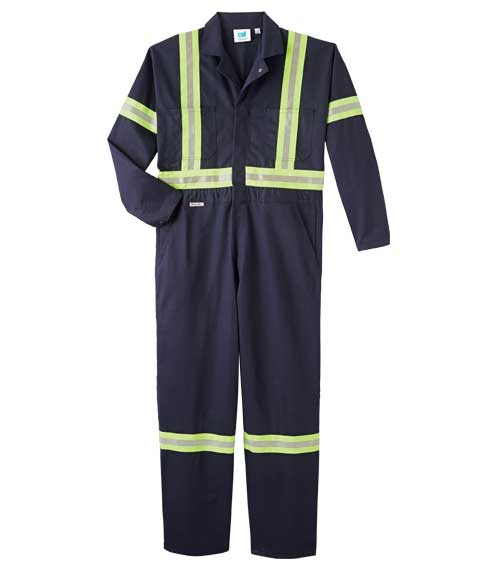Enhanced Coveralls